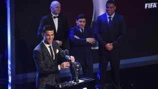 Ronaldo Terpuruk di Bangku Sekolah