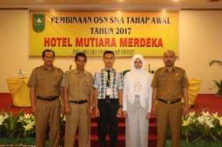 Riau Siap Jadi Tuan Rumah OSN 2017