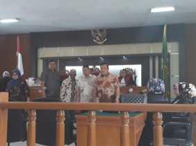 Jaksa Hadirkan Tiga Mantan Kadispenda di Sidang Korupsi SPPD