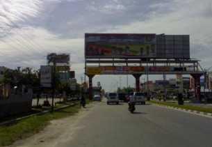 Dewan Duga Banyak Papan Reklame Ilegal di Pekanbaru