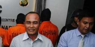 Tim gabungan masih periksa kapal Win Long diduga angkut sabu di Batam