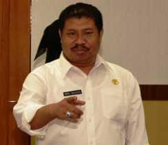 Pejabat Bengkalis Dilarang Keluar Pulau