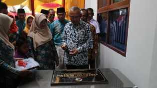 Gubri Resmikan KSU Rejosari Pekanbaru
