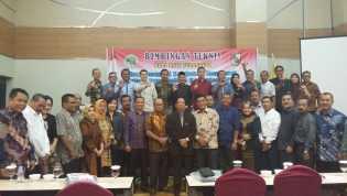 45 Anggota DPRD Pekanbaru Gelar Bimtek di Magelang