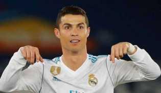 Ronaldo Cetak Rekor Raja Penalti di La Liga
