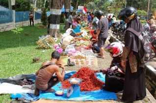 Seluruh Pasar Kaget di Pekanbaru Akan Ditertibkan