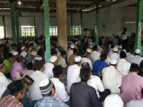Jadi Penceramah Isra' Mi'raj di Batang Tuaka, Begini Pemahaman Rusli Tentang Perjalanan Rasulullah