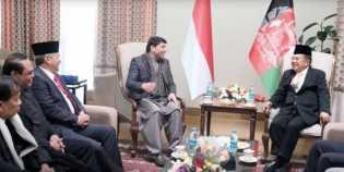 Wapres JK tegaskan komitmen Indonesia untuk perdamaian Afghanistan