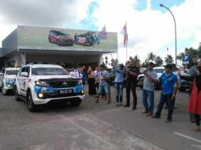 Tutup Tahun 2017, Forci Riau Long Touring di Enam Provinsi
