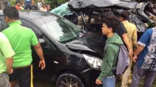Kecelakaan Maut, 3 PNS Pelalawan Tewas, 1 Kritis