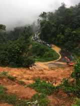 Jalur Lintas Riau-Sumbar Putus Akibat Banjir dan Longsor