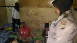 Sel Tahanan Polresta Pekanbaru Dirazia