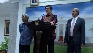 Temui Jokowi, Komisaris Tinggi HAM PBB Puji RI Bantu Krisis Rohingya