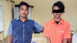 Aniaya Teman Sekampung, Pria Asal Air Tiris Kampar Ini Diciduk Polisi