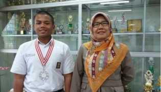 Nilai UN SMA Matematika 100, M Rafif Raih Peringkat Terbaik se-Provinsi Riau