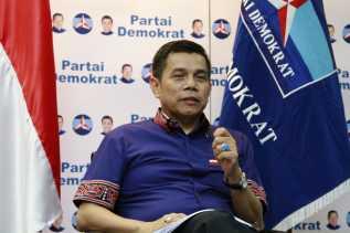 Hadiri Pelantikan Ranting, Ini Pesan 'Negeri Memanggil' dari Sekjen DPP Partai Demokrat