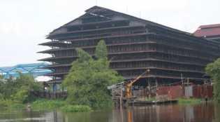Soal 2 Pabrik Karet di Pekanbaru, Gubri: Itu Urusan Pj Wako