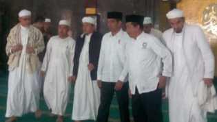 Lobi-lobi Politik Jokowi