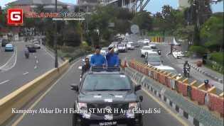 Firdaus - Ayat Minta Berdiri di Mobil Terbuka, Eka dan Adek Ngaku Deg-degan