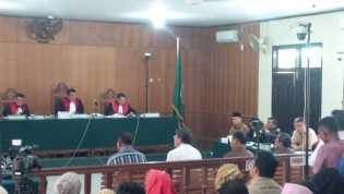 Terungkap Ada Uang 1,2 M Untuk Anggota DPRD Riau
