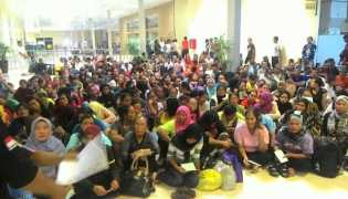 KPK: Duit Pemerasan TKI Mengalir ke Pejabat Kementerian