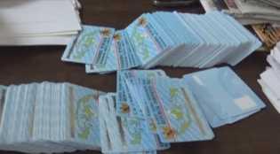 Ditemukan 25 Kardus Blangko KTP- Elektronik di Rumbai - Riau