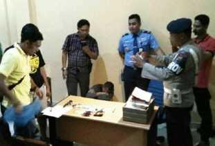 Polisi Lacak Bukti Transaksi Sabu Oknum Brimobda Riau