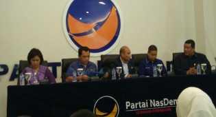 Nasdem Tunggu PDI-P Bergabung dalam Koalisi Pendukung Ahok