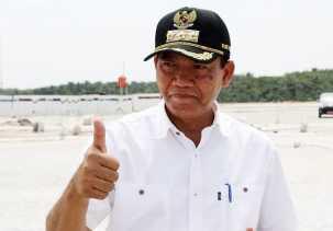 Firdaus Komit Dukung Perkembangan Olahraga di Riau