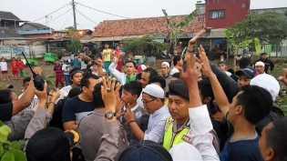 Video Penolakan Ahok Saat Blusukan di Ciracas Jakarta Timur