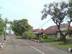 Cuaca Buruk Melanda Pekanbaru Tadi Malam Mengakibatkan Pohon Tumbang
