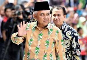 Nomor Urut 4 Mengingatkan Andi Rachman kepada Ustaz Abdul Somad