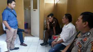 Edan, Dua Terdakwa Nekad Nyabu di Sel Pengadilan Negeri Pekanbaru