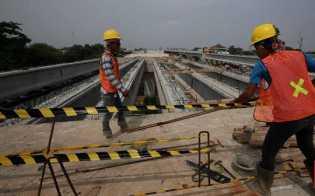 Ramai Kecelakaan Proyek, Kontrak Baru Waskita Karya Anjlok