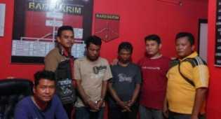 Rencana Pelaku Mencuri Sapi Gagal, 2 Pelaku Berhasil Ditangkap