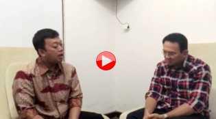 Kasus Penistaan Agama, Nusron Nasehati  Ahok Minta Maaf ke Publik,  Ini Videonya