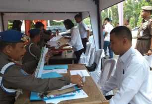 Pemko Butuh 100 Personel Satpol PP, Hari Ini Pendaftaran Dibuka