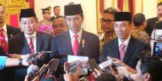 Instruksi Jokowi: BBM, Listrik Jangan Naik Dulu!