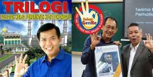 Ini Makna Salam Tiga Jari di Indonesia