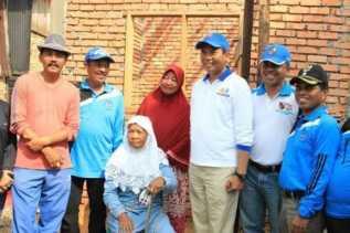 Pemko Pekanbaru Sudah Bangun 21 Rumah Layak Huni di Tanjung Rhu