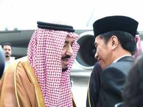 Kedatangan Raja Salman Bisa Tingkatkan wisman asal Arab