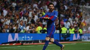 Barcelona Gusur Real Madrid, Messi Menjadi Bintang Lapangan