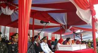 Adanya Kebisingan Musik Pada Upara HUT RI di Kantor Gubernur Riau