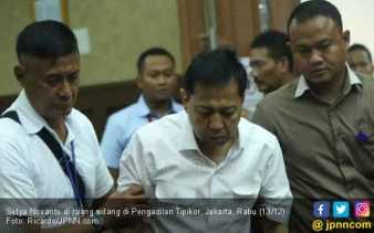 Novanto Ingin Jadi JC, Pakar Hukum: Syaratnya Harus Ngaku