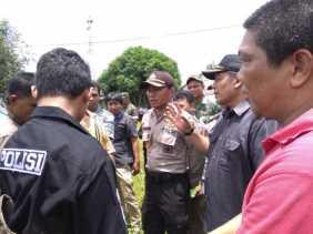 Gara-gara Digadaikan ke Bank, Rumah dan Lahan Warga di Inhu Ini Dieksekusi Pengadilan