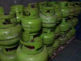 Seorang Warga di Rengat Menggelapkan Tabung Gas Elpiji 30 Kg.