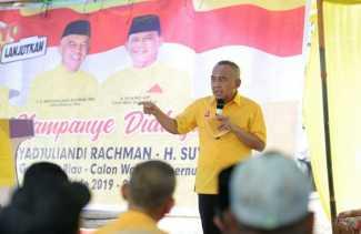 Andi: Pemprov Riau Telah Kucurkan Rp88,62 Miliar untuk Replanting 2.715 Ha Sawit