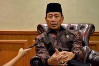 Wiranto Menjawab Tudingan SBY Soal Politisasi Grasi Antasari