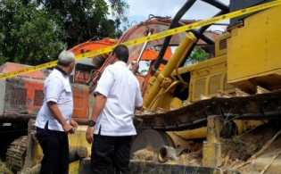 Rusak Hutan Produksi TNTN, 9 Pekerja Cuma Jadi Saksi ?