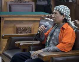 Aman Abdurrahman sangkal jadi dalang bom Thamrin tapi sebut Indonesia negara kafir